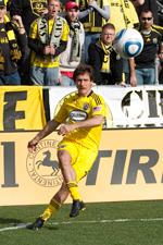 Crew sellout to collide with end of Buckeye game