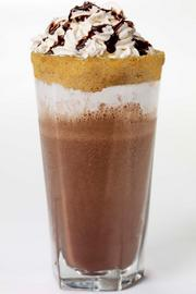 To top the meal off, Inferno offers several varieties of milkshakes. The most unusual is the Campfire, designed to imitate s'mores with chocolate ice cream, marshmallow fluff and a graham cracker crust.