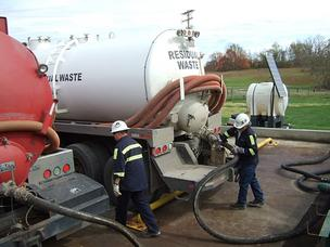 Ohio University and Battelle are using federal grants to study the environmental impact of fracking fluid disposal.