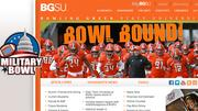 Team/Record: Bowling Green State University (8-4)Bowl/Site: Military, Washington, D.C.Time/Date: 3 p.m., Dec. 27Opponent/Record: San Jose State University (10-2)Payout per team: $1 million