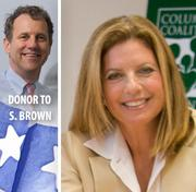 Supporter: Abigail Wexner, Self-employed Contribution: $5,000