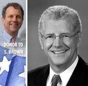 Supporter: Baker Hostetler Partner Thomas LongContribution: $3,500