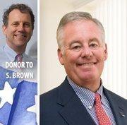 Supporter: Nationwide Mutual Insurance CEO Steve RasmussenContribution: $1,500