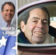 Supporter: Robert Weiler Co. CEO Bob Weiler Contribution: $2,500