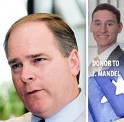 Supporter: AEP CEO Nick AkinsContribution: $2,000