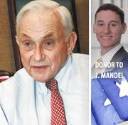 Supporter: Limited Brands CEO Les WexnerContribution: $5,000