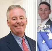 Supporter: Nationwide Mutual Insurance CEO Steve RasmussenContribution: $350