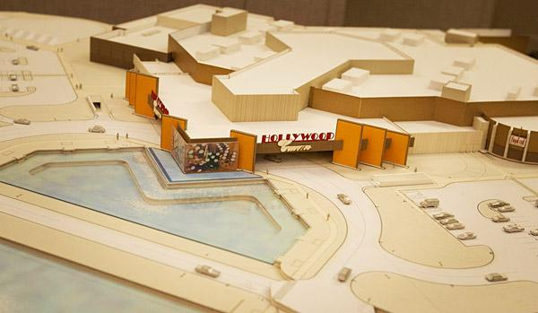 Penn National Gaming Inc., which is building a Columbus casino seen in this model, has grown to become the third-largest U.S. gaming company.