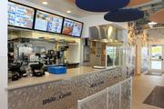 Company officials said their restaurant-within-restaurant locations showed them that customers can process a lot of information and they respond to new design features.