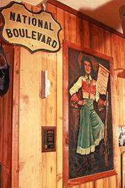 A painting of Annie Oakley may be of interest to those with an appreciation of Ohio history.