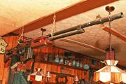 One of the more unusual items in an auction filled with them is a model of a Browning Automatic Rifle.