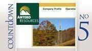 Company: Antero Res Appalachian Corp. Drilling permits: 18