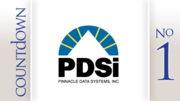 No. 1: Pinnacle Data Systems Inc. Change in stock price: 76.3%