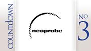 No. 3: Neoprobe Corp. Change in stock price: 31%