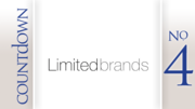 No. 4: Limited Brands Inc. Change in stock price: 30.1%