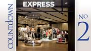 No. 2: Express Inc.