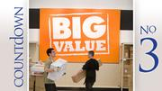 No. 3: Big Lots Inc.