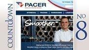 No. 8: Pacer International Inc. Price change since Feb. 28, 2012: -4.1 percent Close price June 1: $5.38