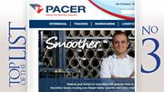 No. 3: Pacer International Inc. Central Ohio employees: 405