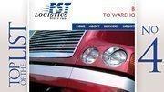 No. 4: FST Logistics Inc. Central Ohio employees: 235