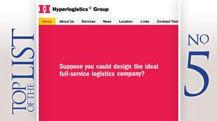No. 5: Hyperlogistics Group Central Ohio employees: 122