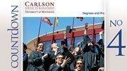 No. 4: University of Minnesota Carlson School of Management Businessweek rank: 42Median 20-year earnings: $2.14 million