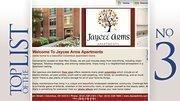 No. 3: Jaycee ArmsLocation: ColumbusApartments: 223