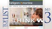 No. 3: Fahlgren Mortine 2011 local gross revenue: $21.9 million