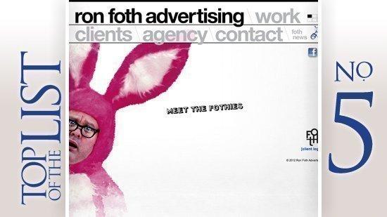 No. 5: Ron Foth Advertising 2011 local gross revenue: $11.6 million