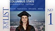 No. 1: Columbus State Community CollegeLocation: 550 E. Spring St., Columbus200 certificates/diplomas awarded: 1,238