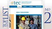 No. 2: CTEC - Career and Technology Education CentersLocation: 150 Price Road, Newark200 certificates/diplomas awarded: 700