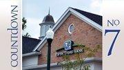 Fifth Third BankScore: 751Overall regional rank: 21