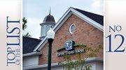 No. 12: Fifth Third Bank Location: Cincinnati Score: 767