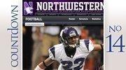 Northwestern UniversityAverage attendance: 35,697Change from 2011: 6.7%