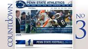 Penn State UniversityAverage attendance: 96,730Change from 2011: -4.6%