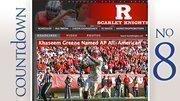 Rutgers UniversityAverage attendance: 49,188Change from 2011: 12.4%