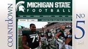 No. 5: Michigan State University Stadium: Spartan Stadium Average percent full: 99 percent Average attendance: 74,078
