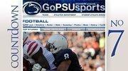 No. 7: Penn State University Stadium: Beaver Stadium Average percent full: 95 percent Average attendance: 101,427