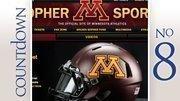 No. 8: University of Minnesota Stadium: TCF Bank Stadium Average percent full: 94 percent Average attendance: 47,714