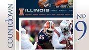 No. 9: University of Illinois Stadium: Memorial Stadium Average percent full: 79 percent Average attendance: 49,548