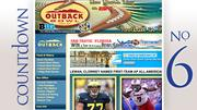 Bowl/City: Outback Bowl, Tampa, Fla.Date: Jan. 1Teams: Michigan vs. South CarolinaAverage Ticket Price: $191