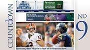 Bowl/City: Pinstripe Bowl, New York CityDate: Dec. 29Teams: Syracuse vs. West VirginiaAverage Ticket Price: $138