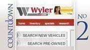 Jeff Wyler Automotive Family Inc., MilfordOhio rank: 2Nationwide rank: 41New cars sold: 15,759