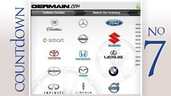 Germain Automotive Partnership, DublinOhio rank: 7Nationwide rank: 119New cars sold: 7,177