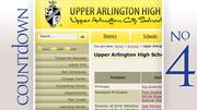 No. 4: Upper Arlington High School State rank: 9 National rank: 244