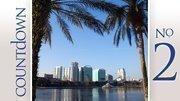 No. 2: FloridaClean energy jobs: 7,375