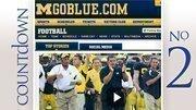 University: MichiganValue: $731.9 million