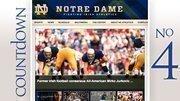 University: Notre DameValue: $597.4 million