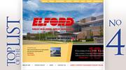 Elford Inc.Contract value of 2012 projects: $140 millionProject sampling: Nationwide Children's Hospital pathway project, Wexner Medical Center kitchens renovation