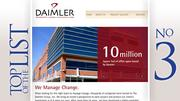 No. 3: Daimler Group Inc.2011 real estate project cost: $74 million